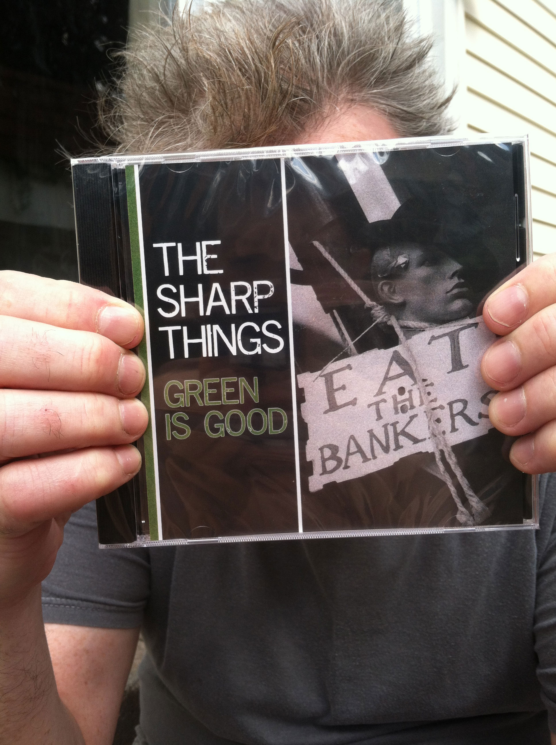 The Green Is Good CD