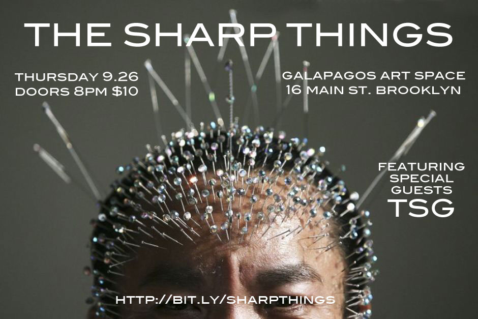 The Sharp Things | Listen and Stream Free Music, Albums, New ...